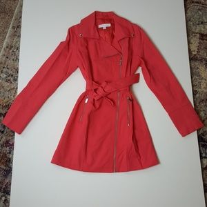 Power Trench. Coral. Sz S